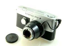 Olympus Pen F Medical Use Half Frame Camera incl Microscope attachment