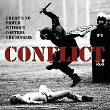 Conflict - There's No Power Without Control: The Singles [New Vinyl] UK - Import