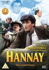 Hannay: The Complete Series [iTV] (DVD)~~~~Robert Powell~~~~NEW & SEALED