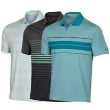 NEW Mens 2020 Under Armour Assorted Golf Polos 3 Pack $225 Retail! - Choose Size