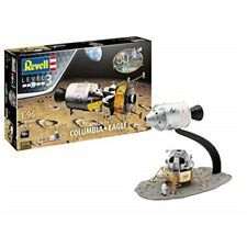 "Revell Moon Landing 1:96 - Apollo 11 ""columbia & Eagle"""