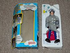 "1980s Galoob 12"" Inspector Gadget with Original Box & Some Accessories Canadian"
