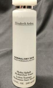 Elizabeth Arden Hydra-Splash Alcohol Free Toner Lotion Normal Dry Skin 6.8oz