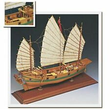 Amati Chinese Pirate Junk (1421) Model Boat Kit