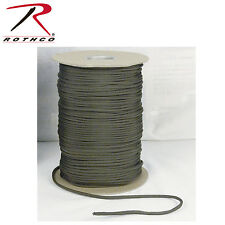 Rothco 305 Nylon Paracord 550lb 1000 Ft Spool - Olive Drab
