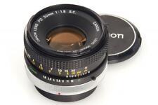 Canon FD 50/1,8 S.C. // 30431,4