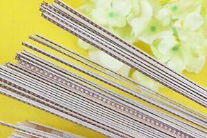 Guitar parts 25 strip Luthier Purfling Binding Marquetry Inlay 640x3x1mm #81S