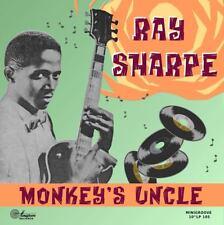 "10 "" 25 CM RAY SHARPE  Monkey's Uncle  Limited Edition LP Vinyl 33 ( LINDA LU )"