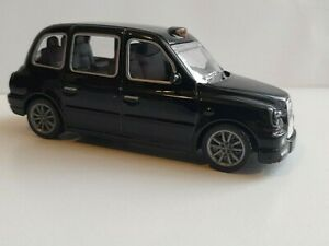 LONDON TAXI BLACK CAB BRITISH DAD DIECAST MODEL TOY WITH PULL BACK ACTION WHEELS