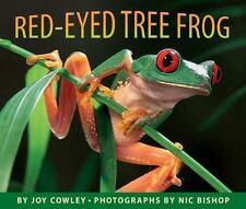 Red-Eyed Tree Frog (Hardback or Cased Book)