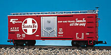 Usa Trains R19048C Atsf #260358 Simulated Steel Box Car