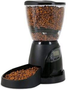 Aspen Pet Lebistro Programmable Food Dispenser- 30 Cup