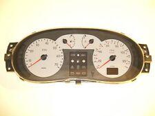 Renault Kangoo Combination Speedometer Tachometer km / H mph New 8200251366