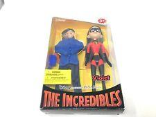 Disney Pixar The Incredibles 1 Figure Violet New Rare