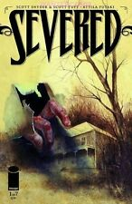 SEVERED 1 IMAGE COMIC BOOK SCOTT SNYDER FIRST PRINT NEW