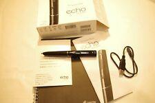 LiveScribe Echo 2 GB Smartpen With Accessories (working)