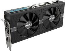 Grafikkarte Sapphire Radeon RX 570 Nitro+, 8GB RAM HDMI DVI DisplayPort, Mining