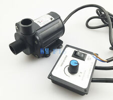 HSH-Flo DC Water Pump 24V 3 Phase Hot Water Booster Pump 3000L/H Amphibious