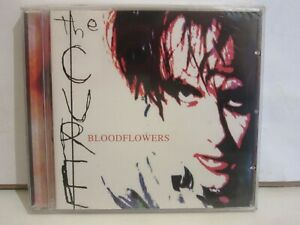 The Cure - Bloodflowers - CD - 2000 - Europe - SEALED