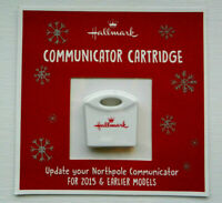 2019 Hallmark North Pole Communicator Refill Cartridge All New Final Year Sealed