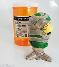 Symptoms Dry skin  vinyl figure Flapjack toys new in can