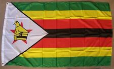 Flag 3x5 International Country Zimbabwe NEW Banner 2 grommets