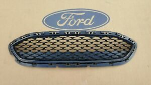 FORD FIESTA MK8 ACTIVE 2017-2021 GENUINE FRONT BUMPER GRILL H1BB-8200-A