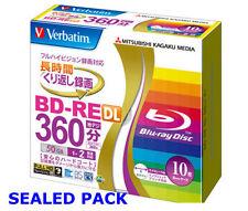 Verbatim Blank Blu - ray BD - REs Discs
