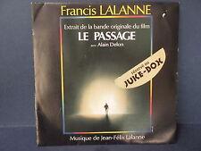 BO FILM LE PASSAGE FRANCIS LALANNE On se retrouvera STICKER JUKE BOX 2015667