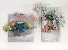 Willem Haenraets Entrance Poster Kunstdruck Bild 60x80cm - Kostenloser Versand