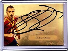 Autograph Futera Soccer Trading Cards