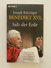 Salz der Erde Joseph Ratzinger Benedikt XVI Heyne