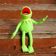 "2018 New The Kermit Sesame Street Muppet Kermit Frog 18"" Plush Puppet Toy Dolls"
