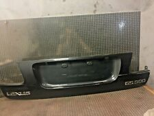 LEXUS BOOT TAILGATE TRIM GS300 GS450h 06-11 REAR NUMBER PLATE PANEL 76801-30140