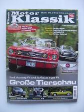 "Das Oldtimermagazin ""Motor Klassik"" Ausgabe 11/2009"