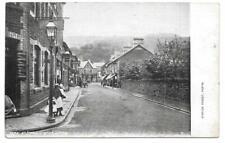 PC 1919 Porth, Station Street, Rhondda Valley, Glamorgan, Wales
