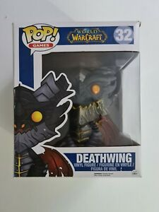 Funko Pop! Vinyl World of Warcraft Deathwing #32