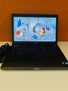 Dell Precision M4700 i7-3540M 3.00GHz 12GB RAM 1TB HDD  DVDRW WINDOWS  7 Pro