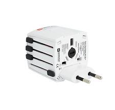 SKROSS® World Travel Adapter With Dual USB - World Adapter MUV Micro USB