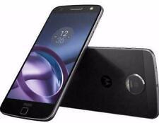 Motorola XT1650 XT1650M Moto Z (Verizon) 4G VoLTE GSM Unlock Page Plus Black