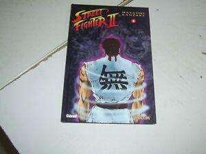 Street Fighter II - Tome 4 KANZAKI Masaomi