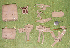 Dragon in Dreams 1/6 WW I British Tommy Albert Brown Sangle Sachets E-outils, etc.