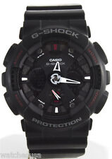 Men's Black G-Shock Analog Digital Anti-Magnectic 5229 GA-120