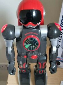 Dancing Toy Spy Robot with up to 50 actions - SpyX SpyBot. Very good condition!