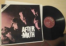 Rolling Stones AFTERMATH LP decca LK-I 4786 1967 IT 1st press MONO after-math