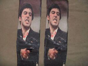 Custom Scarface Tony Montana Dry Fit socks gamma laney oreo III IV V