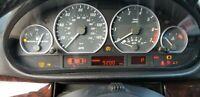 BMW E46 330 INSTRUMENT CLUSTER Gauges 323 325 99 05 oem SPEEDOMETER Coupe 204K