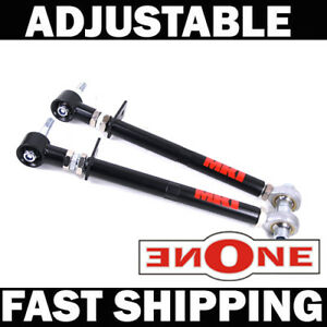 Mookeeh MK1 86-92 Supra Rear Adjustable Lower Control Arms MK3 Turbo Arm 3