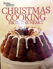 Christmas Cooking from the Heart vol. 13 by Better Homes and Gardens new HC
