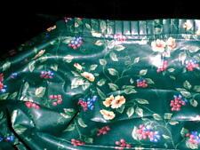 Longaberger Fabric Bow - Emerald Vine